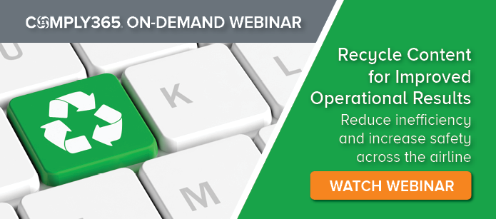 On-Demand Webinar: Recycle Content for Improved Operational Results