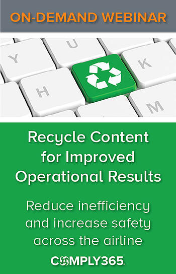 Recycle Content for Improved Operational Results